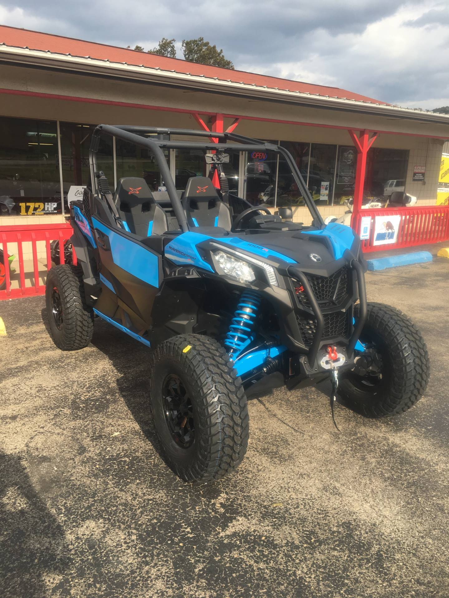 2019 Can-Am Maverick Sport X RC 1000R in Smock, Pennsylvania - Photo 1