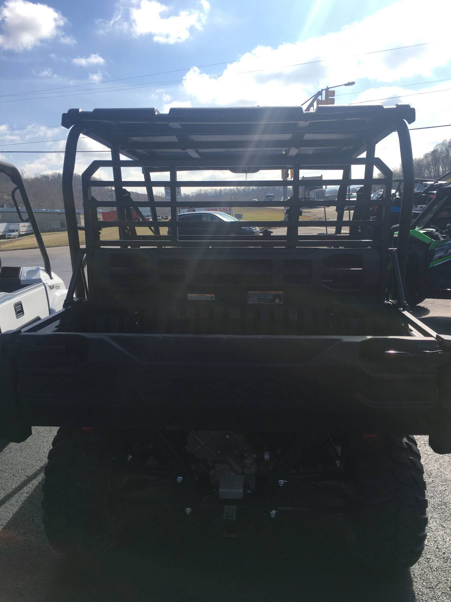 2018 Kawasaki Mule PRO-FXT EPS in Smock, Pennsylvania - Photo 2