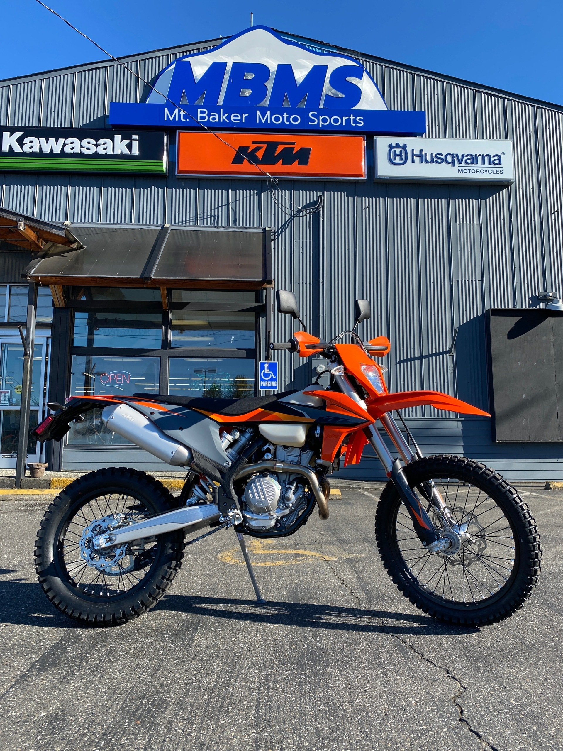 2021 KTM 350 EXC-F in Bellingham, Washington - Photo 1