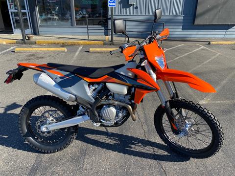 2021 KTM 350 EXC-F in Bellingham, Washington - Photo 2