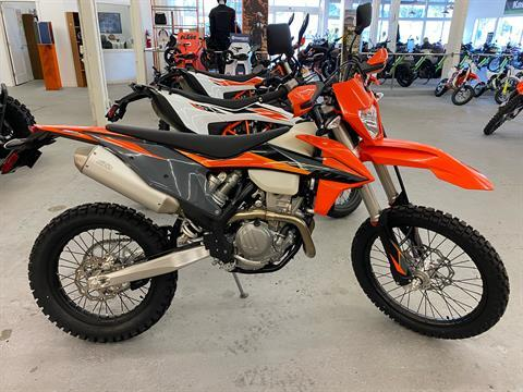 2021 KTM 350 EXC-F in Bellingham, Washington - Photo 4