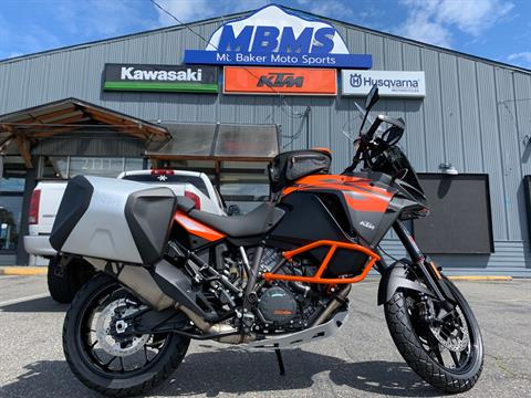 2019 KTM 1290 Super Adventure S in Bellingham, Washington - Photo 1