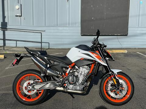 2021 KTM 890 Duke R in Bellingham, Washington - Photo 1