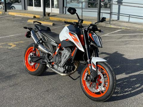 2021 KTM 890 Duke R in Bellingham, Washington - Photo 2