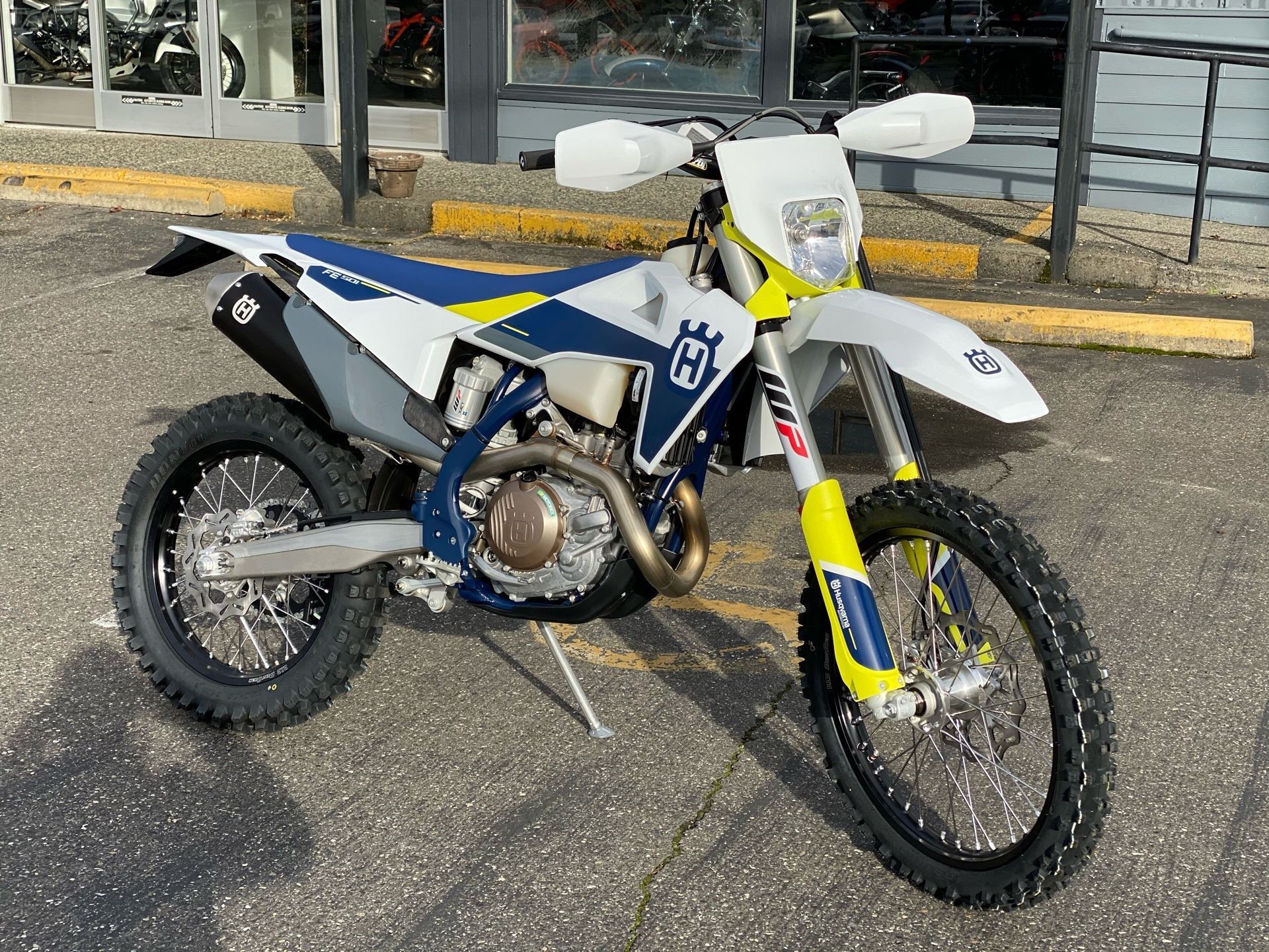 2021 Husqvarna FE 501 in Bellingham, Washington - Photo 1