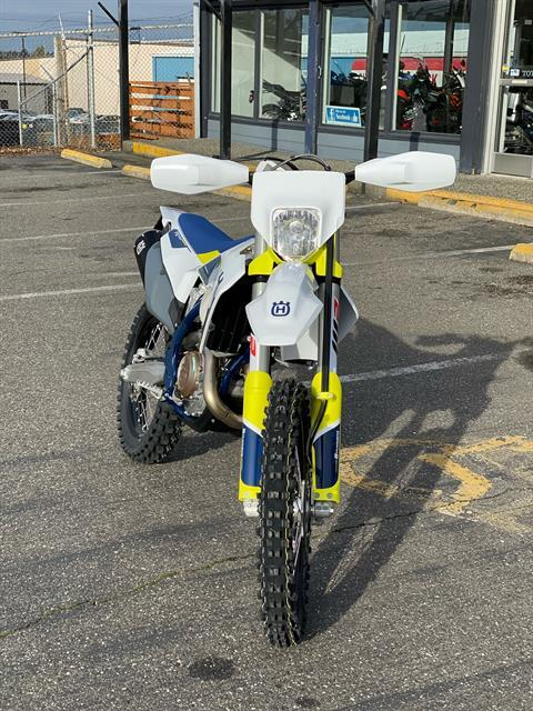 2021 Husqvarna FE 501 in Bellingham, Washington - Photo 2
