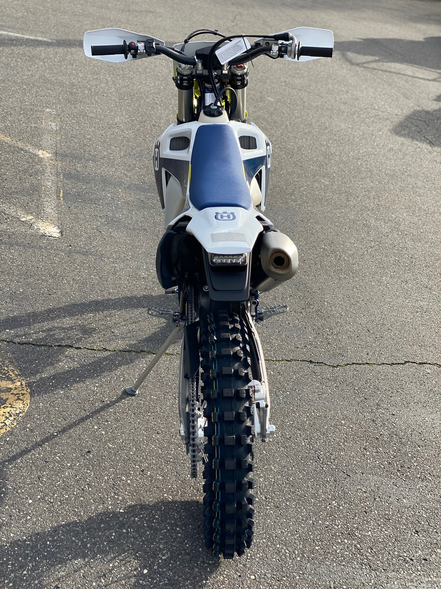 2021 Husqvarna FE 501 in Bellingham, Washington - Photo 4