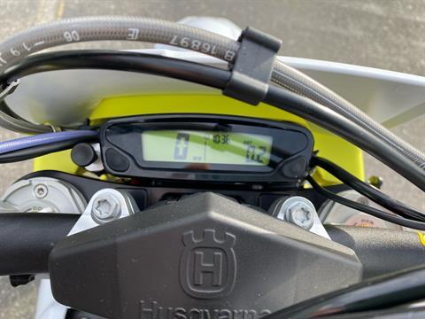 2021 Husqvarna FE 501 in Bellingham, Washington - Photo 6
