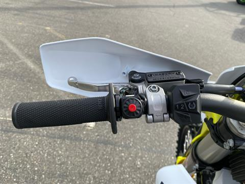 2021 Husqvarna FE 501 in Bellingham, Washington - Photo 5