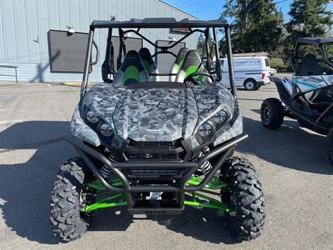 2021 Kawasaki Teryx4 S LE in Bellingham, Washington - Photo 2