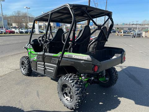 2021 Kawasaki Teryx4 S LE in Bellingham, Washington - Photo 4