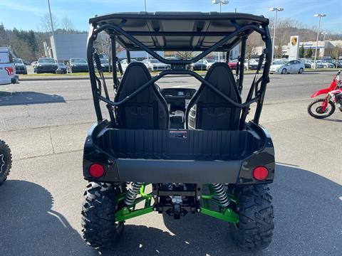 2021 Kawasaki Teryx4 S LE in Bellingham, Washington - Photo 5