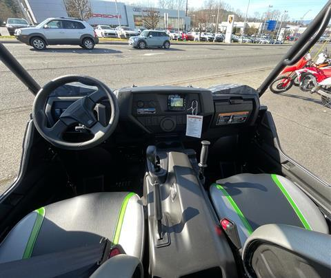 2021 Kawasaki Teryx4 S LE in Bellingham, Washington - Photo 9