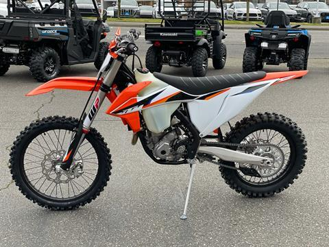 2021 KTM 350 XC-F in Bellingham, Washington - Photo 5