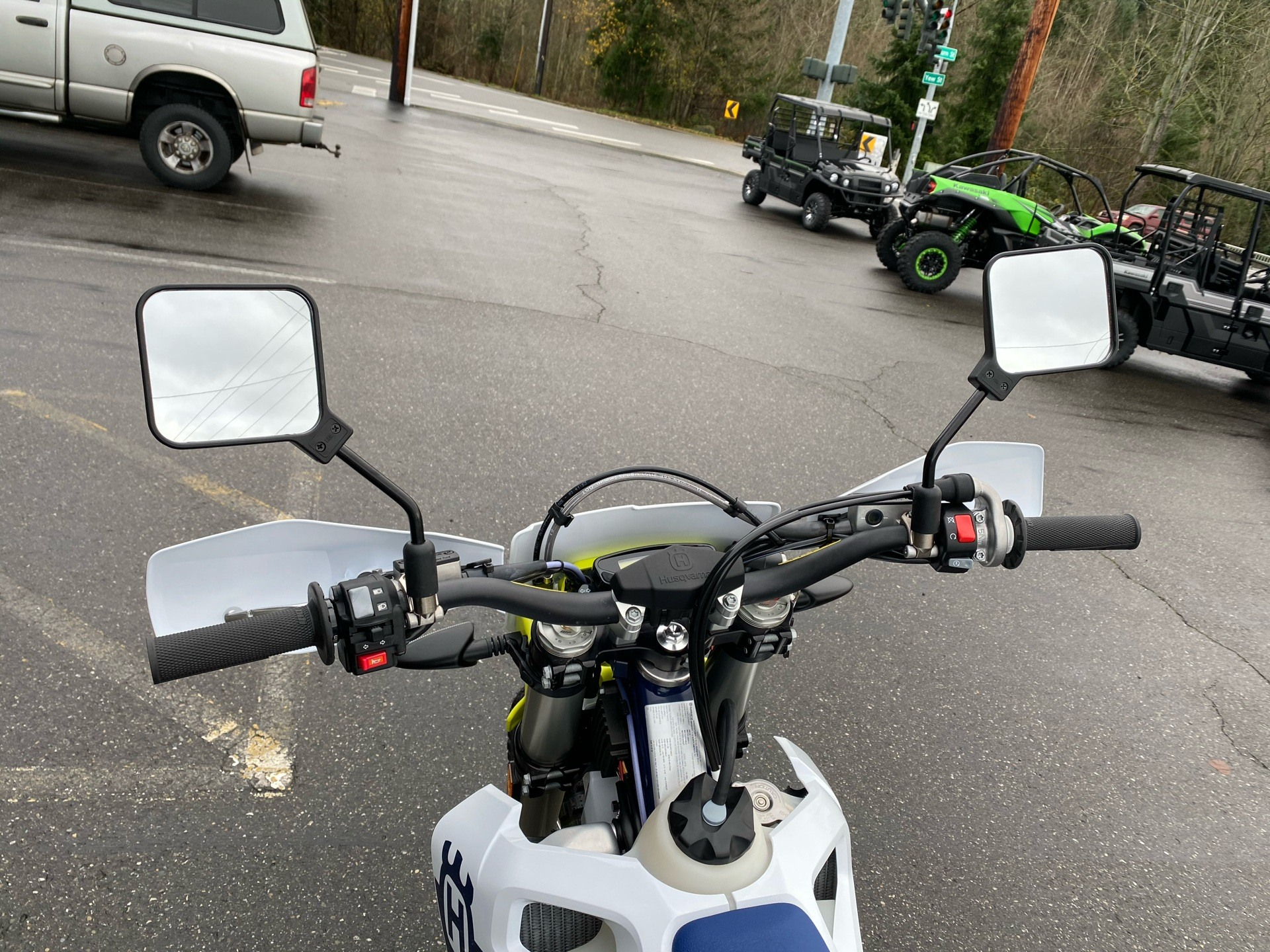 2021 Husqvarna FE 350s in Bellingham, Washington - Photo 3