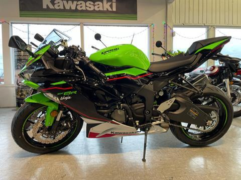 2021 Kawasaki Ninja ZX-6R ABS KRT Edition in Bellingham, Washington - Photo 4