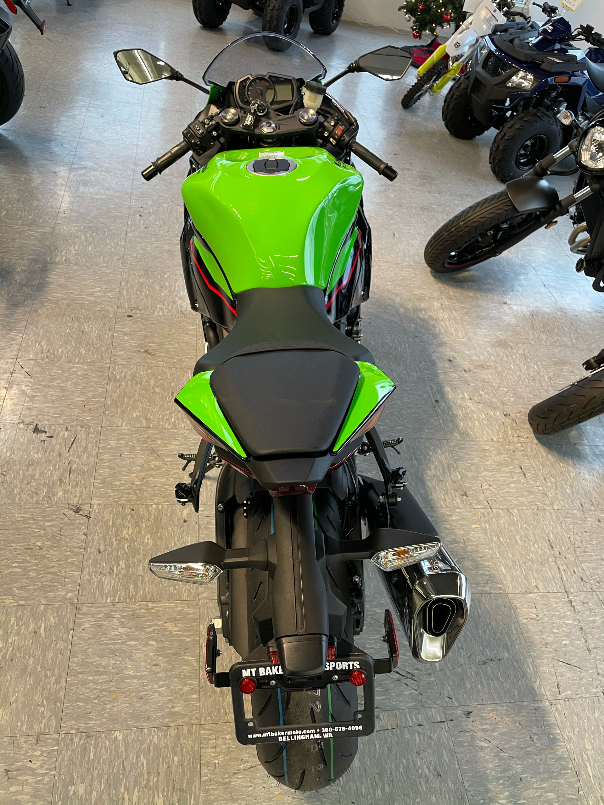 2021 Kawasaki Ninja ZX-6R ABS KRT Edition in Bellingham, Washington - Photo 6
