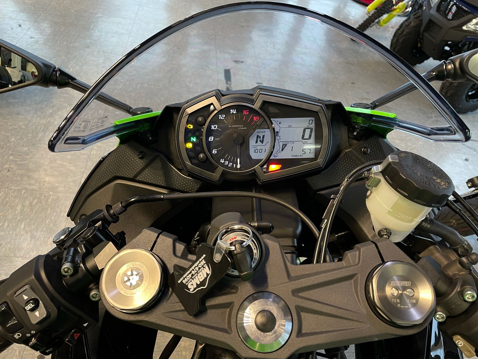 2021 Kawasaki Ninja ZX-6R ABS KRT Edition in Bellingham, Washington - Photo 9