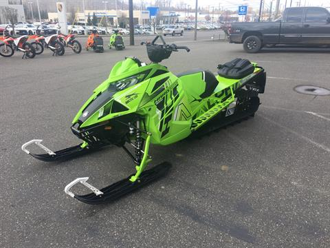 2022 Arctic Cat M 8000 Hardcore Alpha One 165 3.0 with Kit in Bellingham, Washington - Photo 3