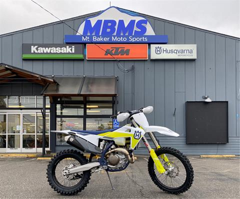 2021 Husqvarna FX 450 in Bellingham, Washington - Photo 1