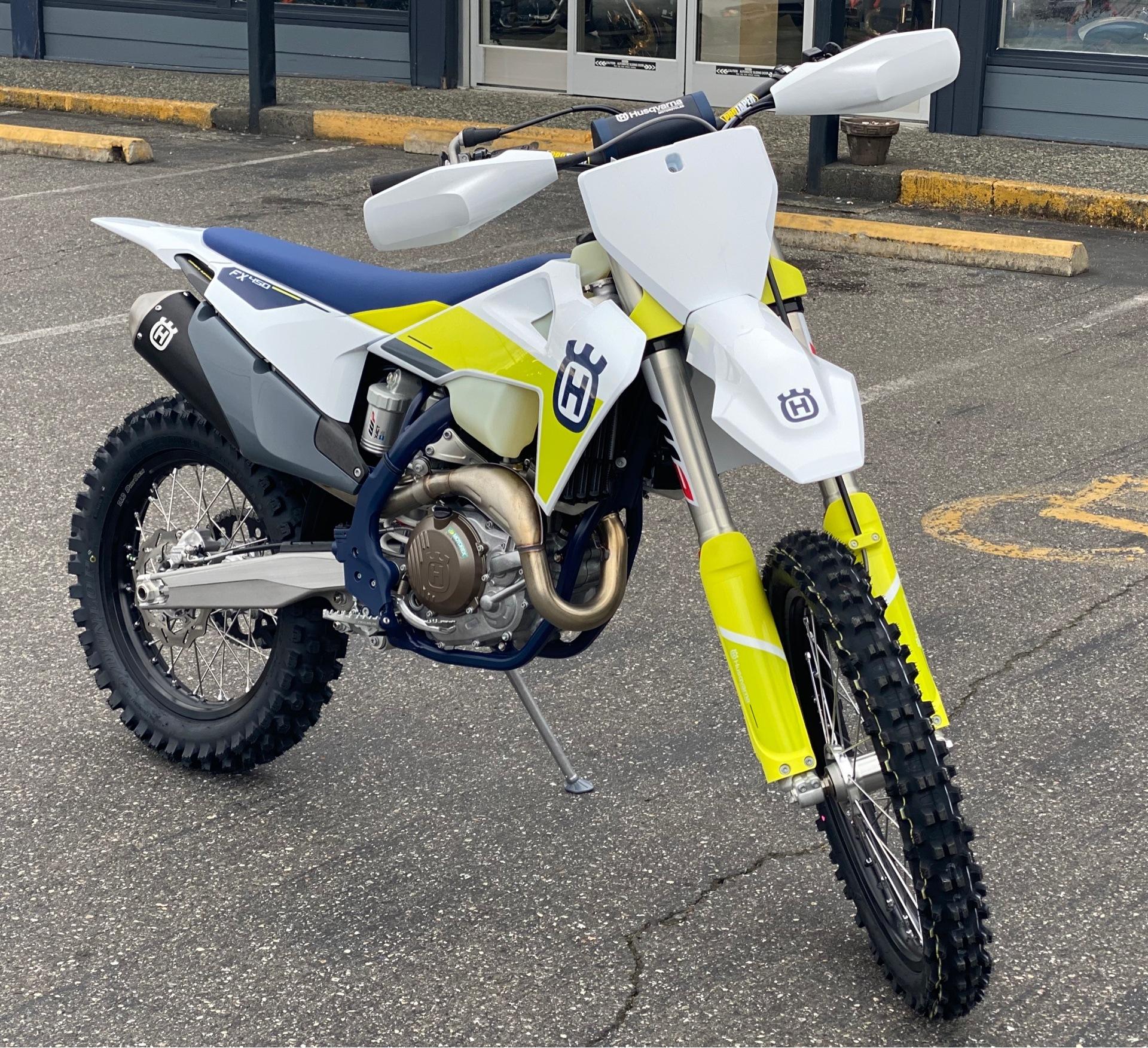 2021 Husqvarna FX 450 in Bellingham, Washington - Photo 2
