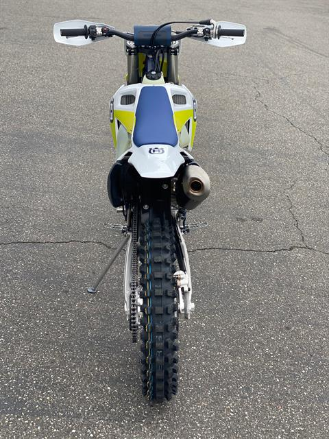 2021 Husqvarna FX 450 in Bellingham, Washington - Photo 5