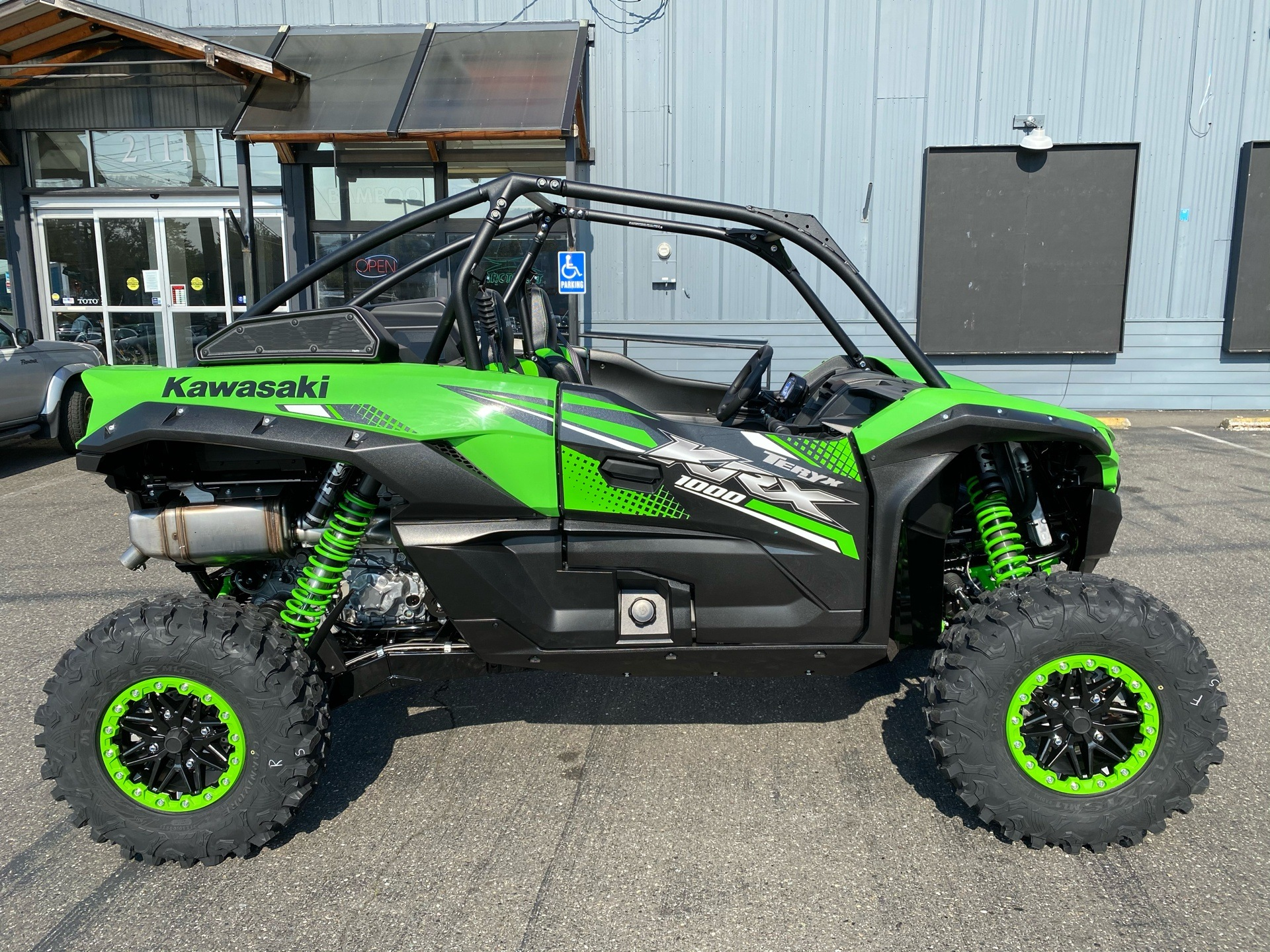 2021 Kawasaki Teryx KRX 1000 in Bellingham, Washington - Photo 1