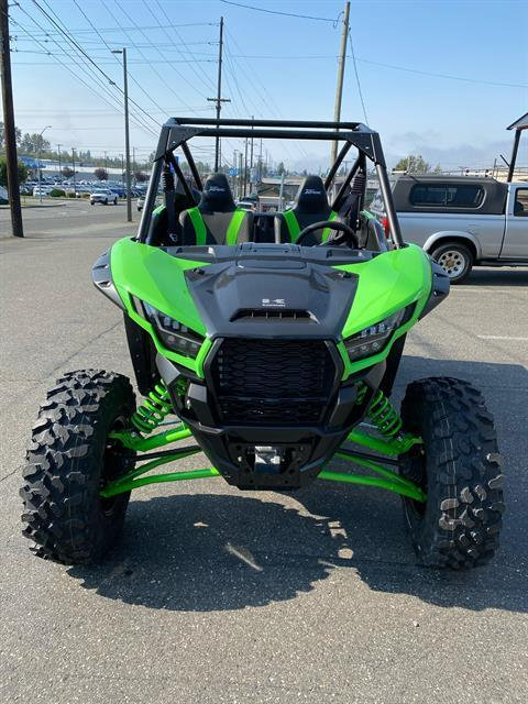 2021 Kawasaki Teryx KRX 1000 in Bellingham, Washington - Photo 3