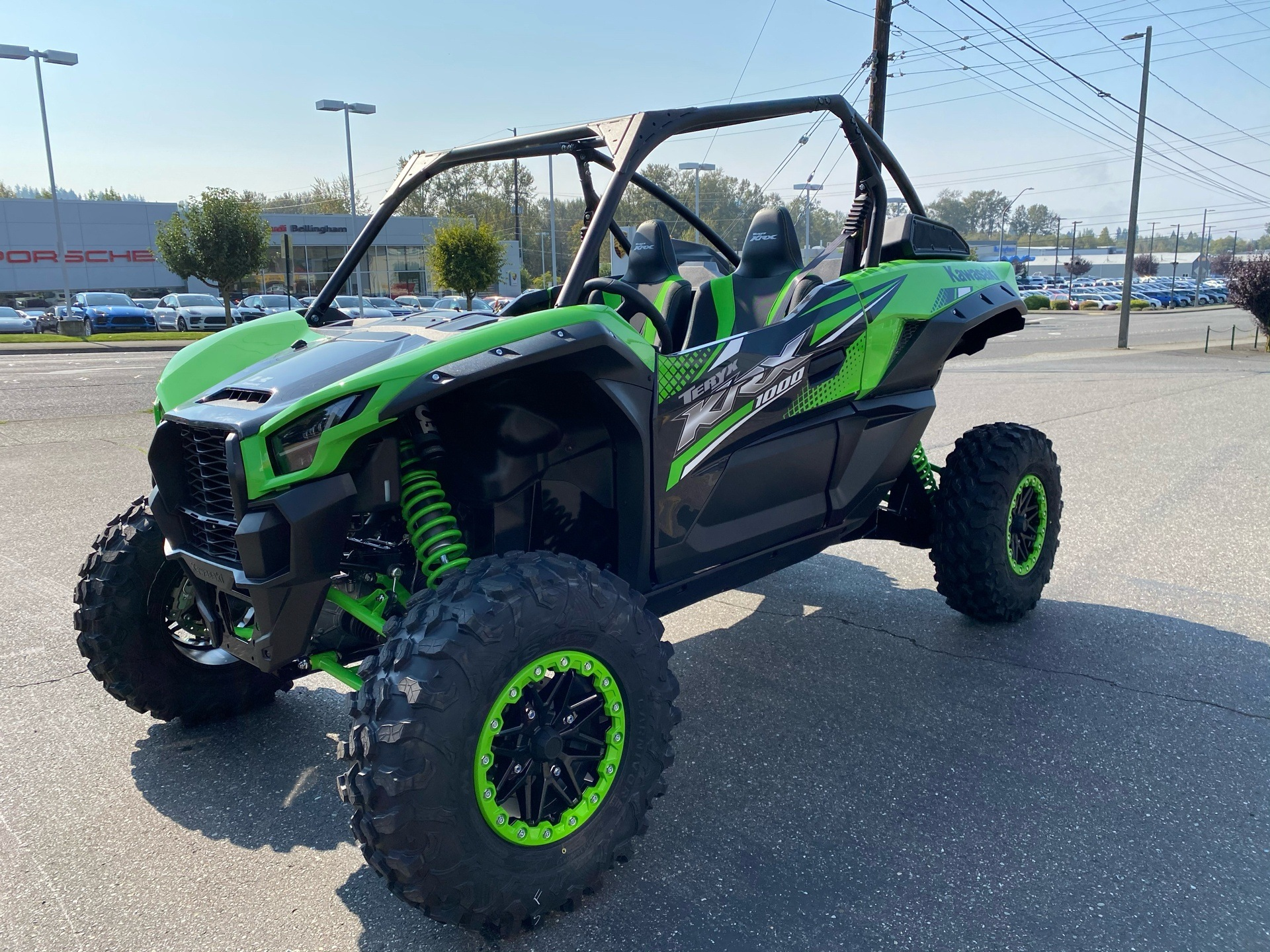 2021 Kawasaki Teryx KRX 1000 in Bellingham, Washington - Photo 4