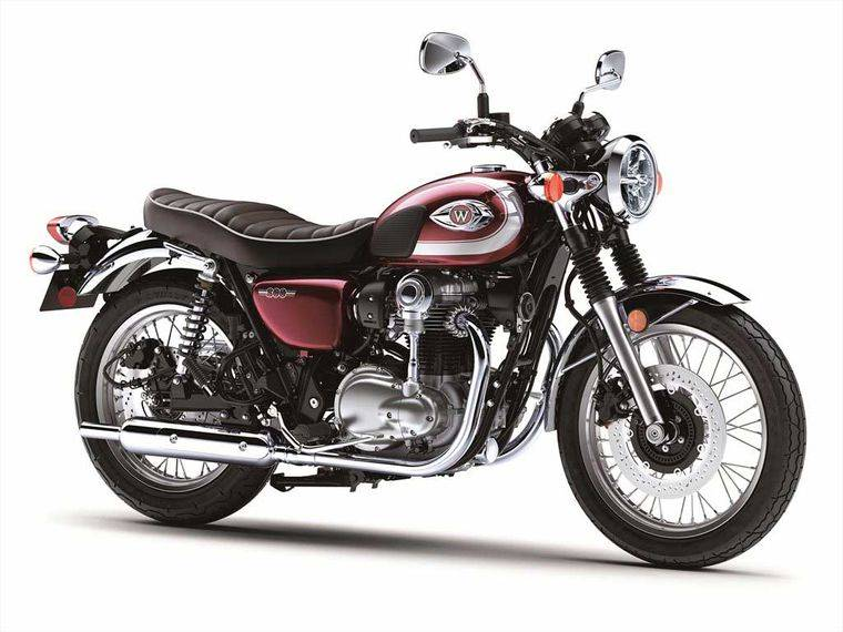 2020 Kawasaki W800 in Bellingham, Washington - Photo 9