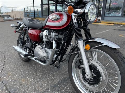 2020 Kawasaki W800 in Bellingham, Washington - Photo 5