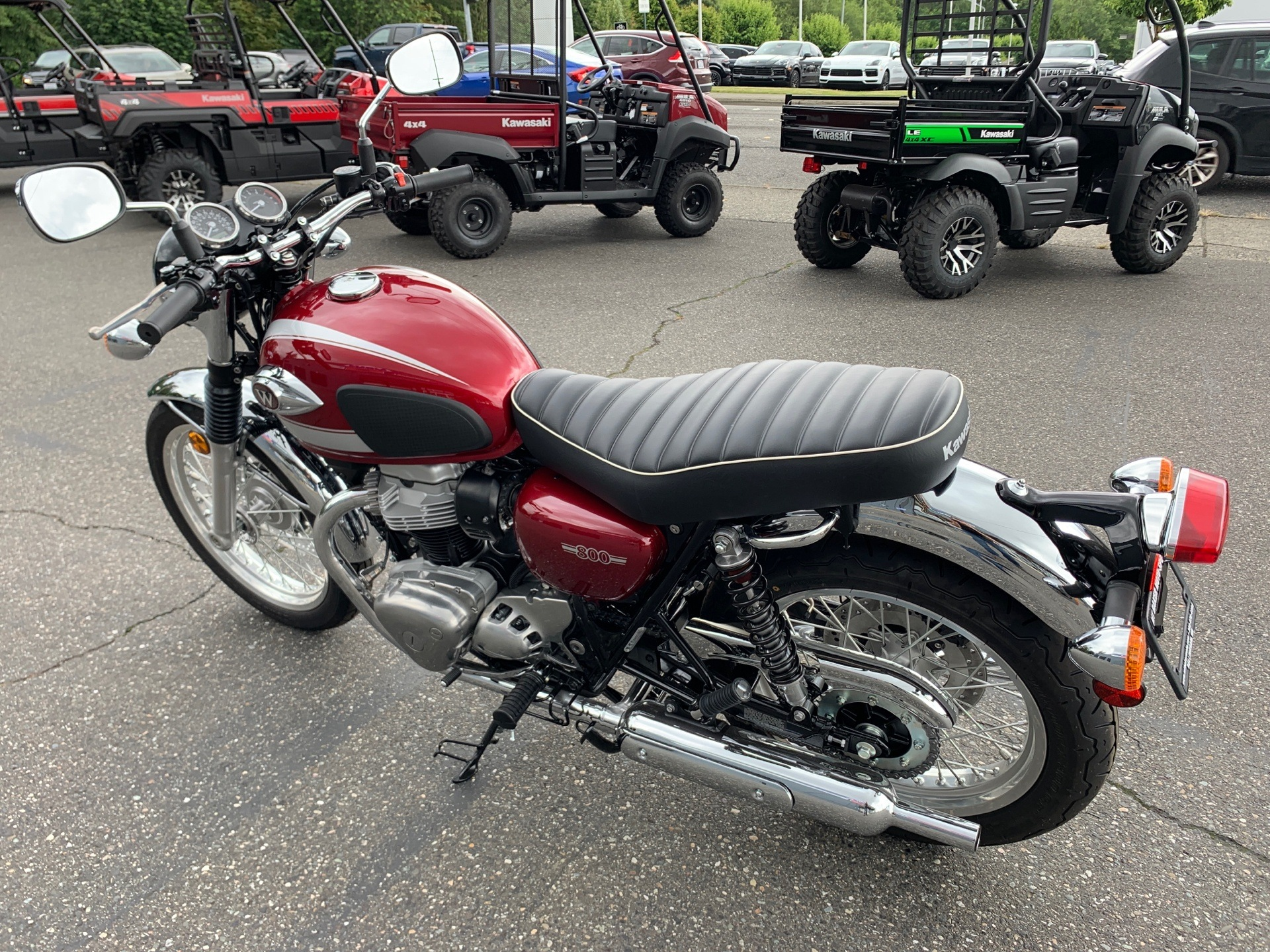 2020 Kawasaki W800 in Bellingham, Washington - Photo 7