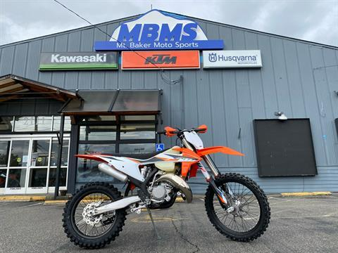 2021 KTM 125 XC in Bellingham, Washington - Photo 1