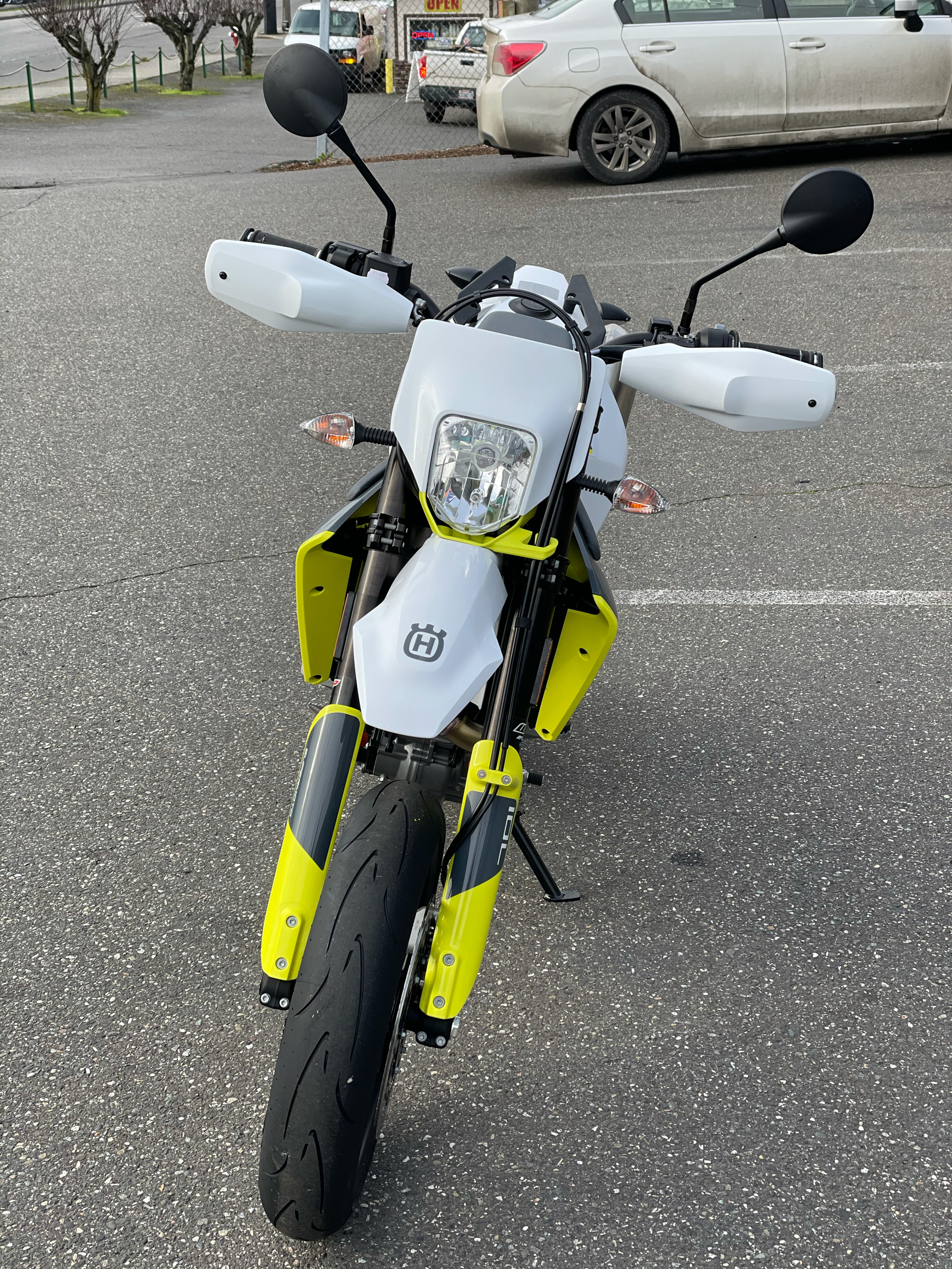 2021 Husqvarna 701 Supermoto in Bellingham, Washington - Photo 2