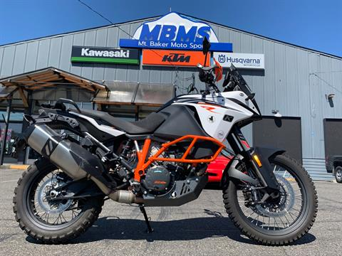 2018 KTM 1090 Adventure R in Bellingham, Washington - Photo 1