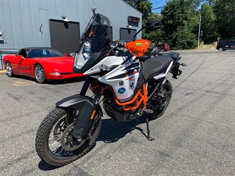 2018 KTM 1090 Adventure R in Bellingham, Washington - Photo 3