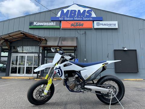2020 Husqvarna FS 450 in Bellingham, Washington - Photo 1