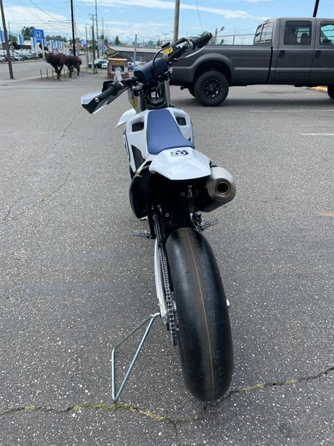 2020 Husqvarna FS 450 in Bellingham, Washington - Photo 4