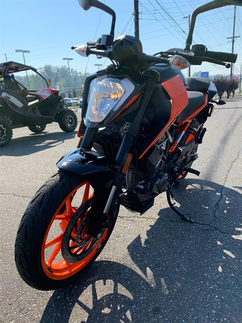 2020 KTM 200 Duke in Bellingham, Washington - Photo 3