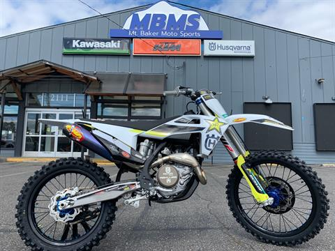 2020 Husqvarna FC 450 Rockstar Edition in Bellingham, Washington - Photo 1