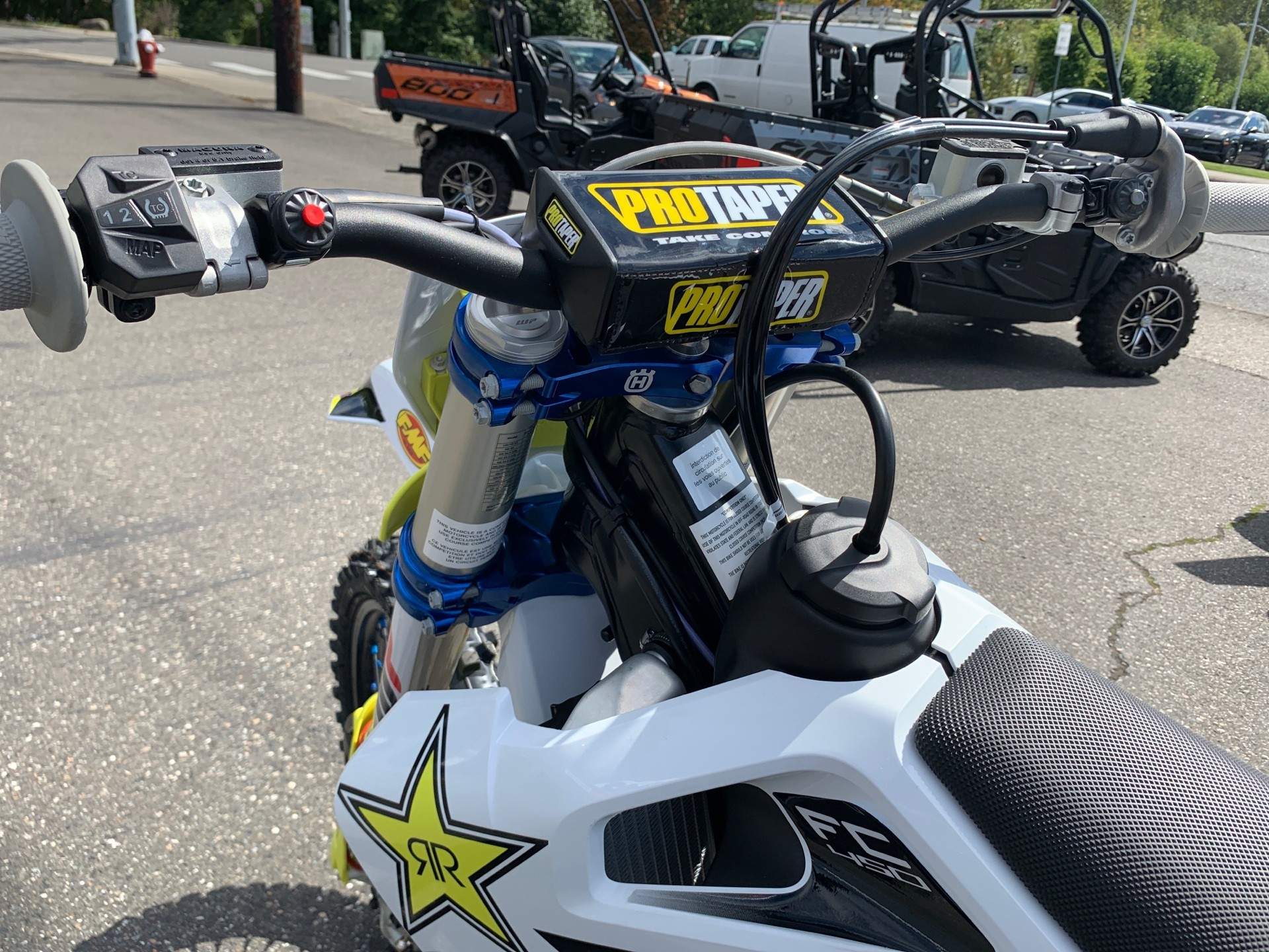 2020 Husqvarna FC 450 Rockstar Edition in Bellingham, Washington - Photo 7