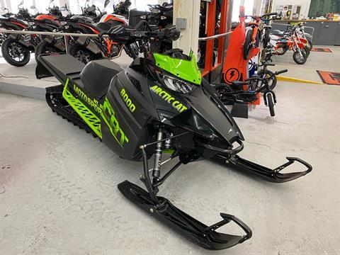 2018 Arctic Cat M 8000 Mountain Cat 162 in Bellingham, Washington - Photo 2