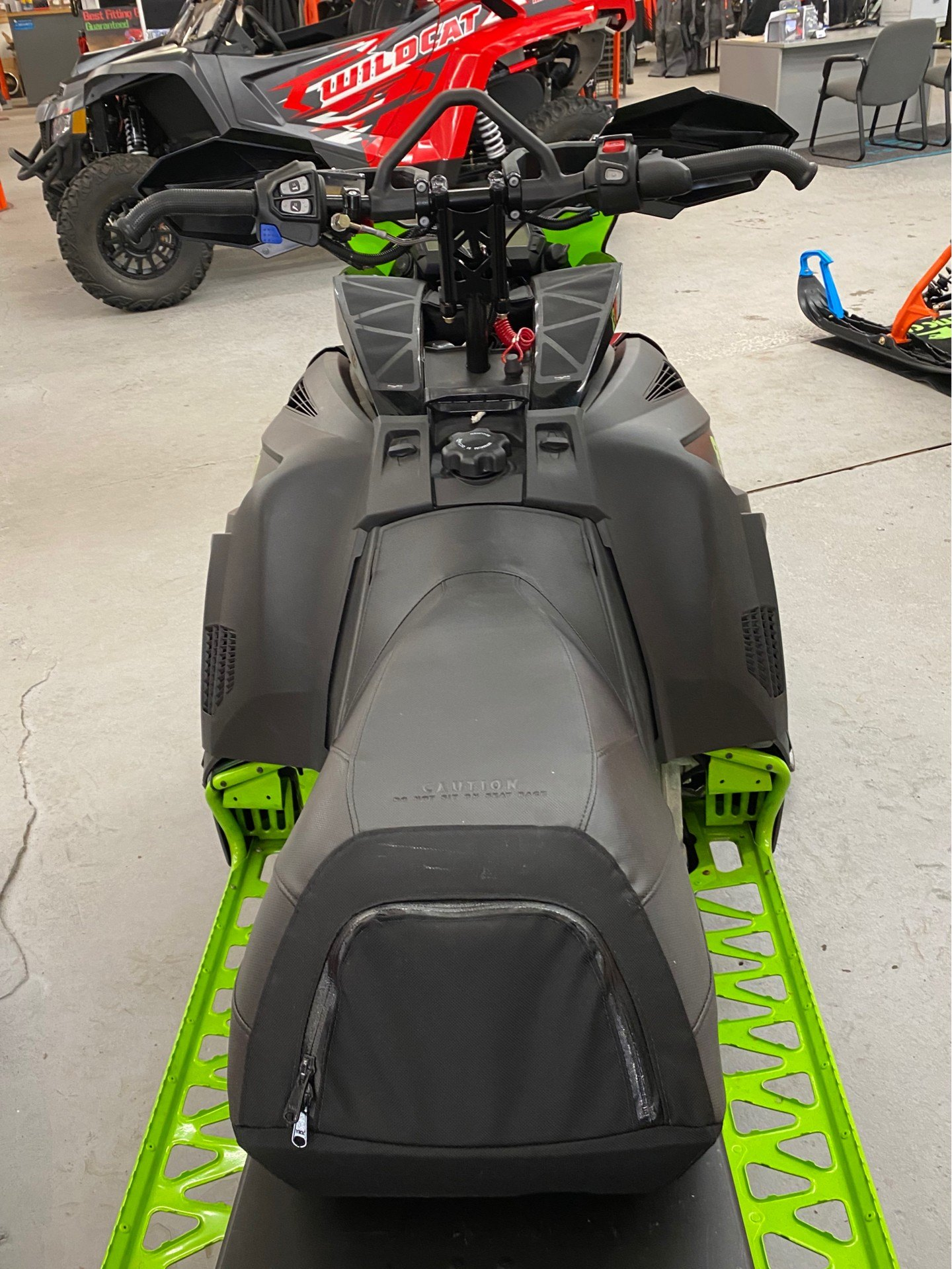 2018 Arctic Cat M 8000 Mountain Cat 162 in Bellingham, Washington - Photo 3