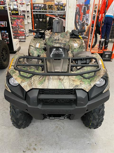 2021 Kawasaki Brute Force 750 4x4i EPS Camo in Bellingham, Washington - Photo 2