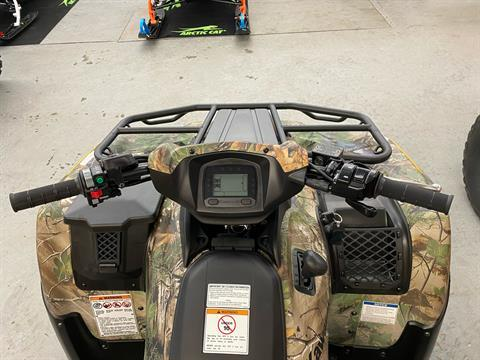 2021 Kawasaki Brute Force 750 4x4i EPS Camo in Bellingham, Washington - Photo 4