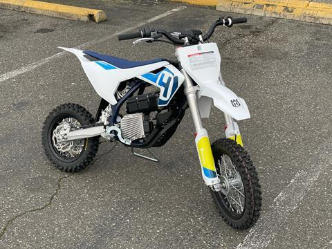 2021 Husqvarna EE 5 in Bellingham, Washington - Photo 2