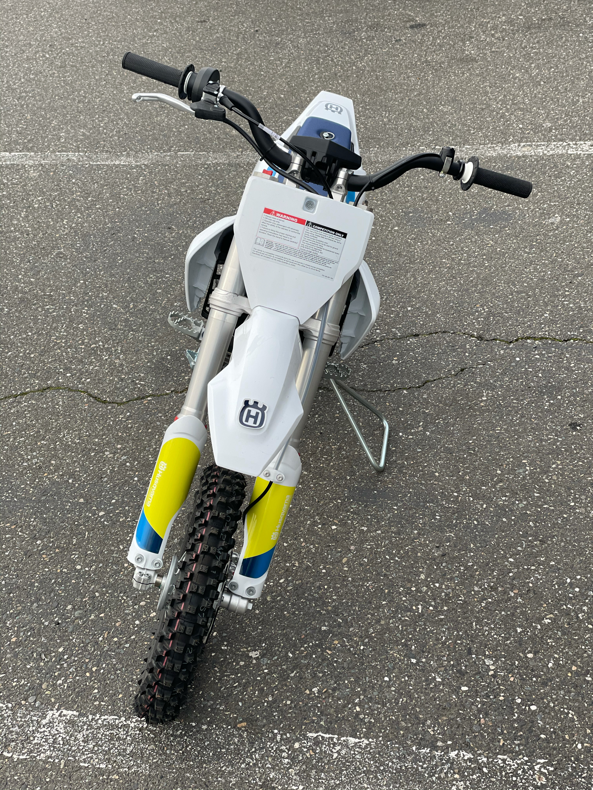 2021 Husqvarna EE 5 in Bellingham, Washington - Photo 3