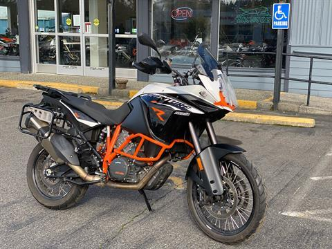 2014 KTM 1190 Adventure R ABS in Bellingham, Washington - Photo 2