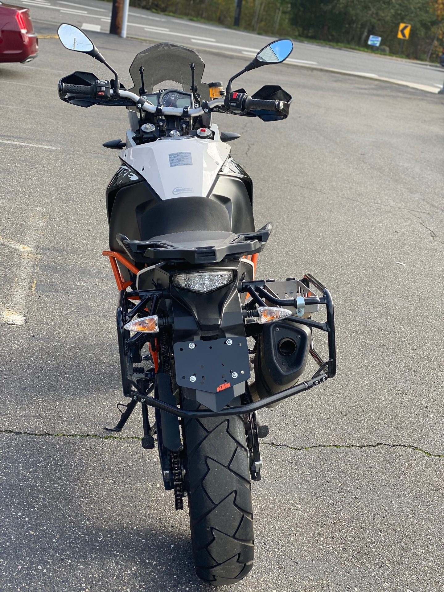 2014 KTM 1190 Adventure R ABS in Bellingham, Washington - Photo 5