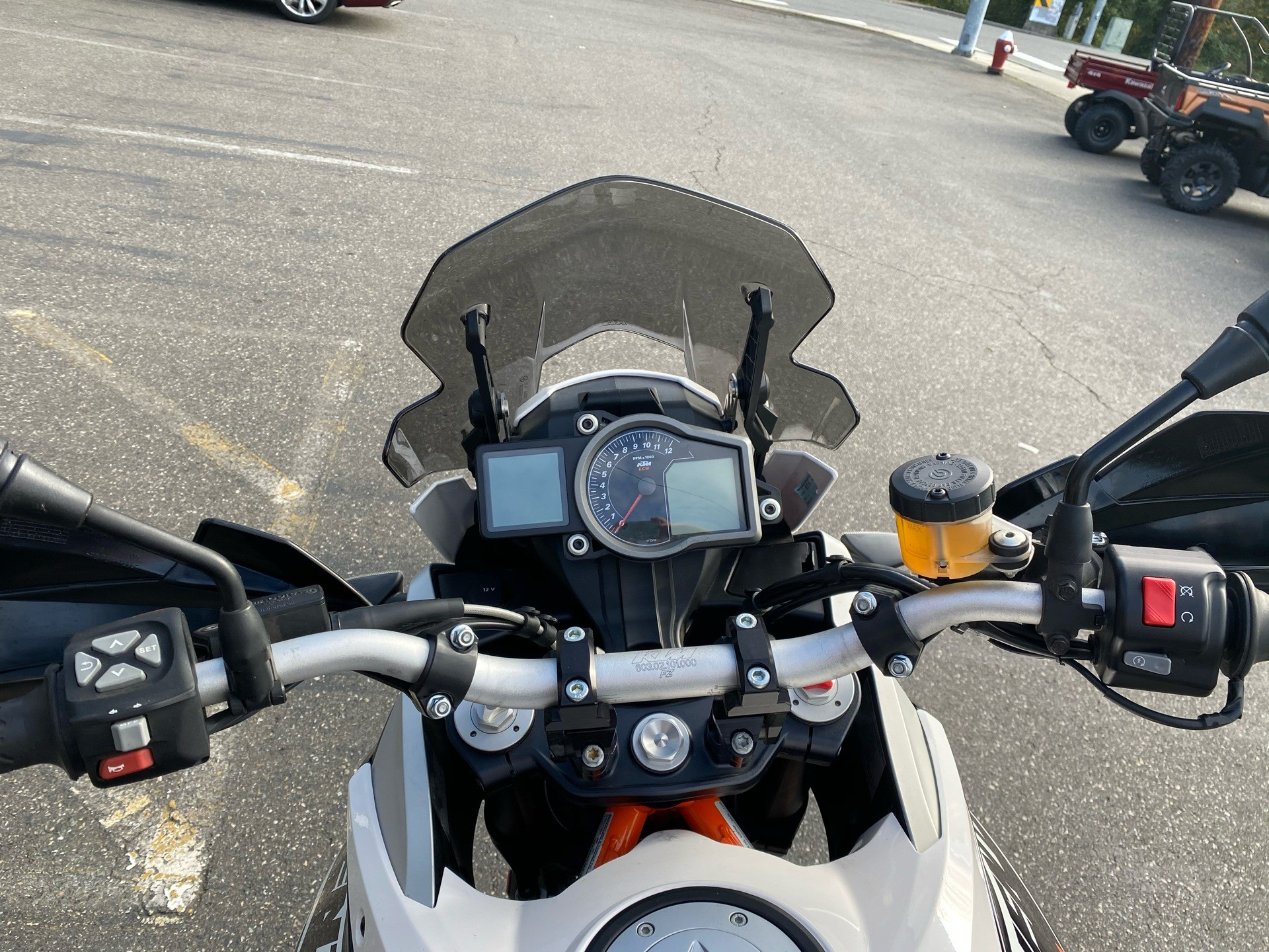 2014 KTM 1190 Adventure R ABS in Bellingham, Washington - Photo 6